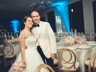 El matrimonio de Héctor y Paola