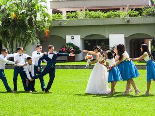 El matrimonio de Yeniffer Mercado  y Carlos Navarro 1