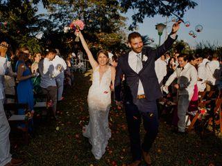 El matrimonio de Liliana y Juan Camilo