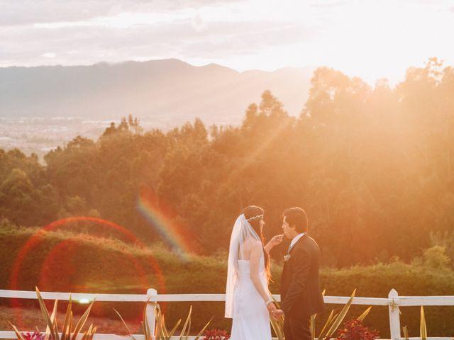 El matrimonio de Felipe y Marcela en Chía, Cundinamarca 2