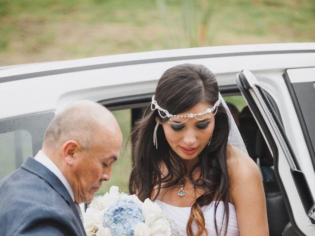 El matrimonio de Felipe y Marcela en Chía, Cundinamarca 14