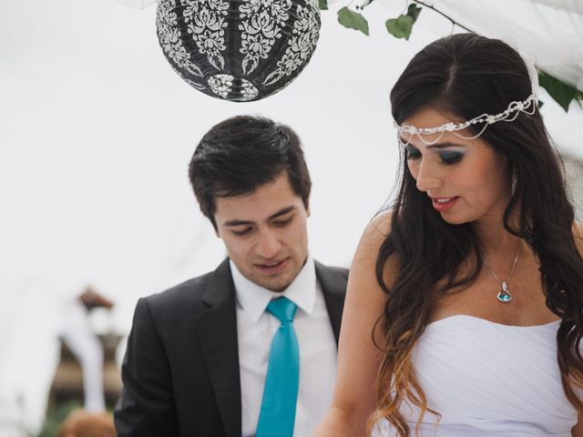 El matrimonio de Felipe y Marcela en Chía, Cundinamarca 17