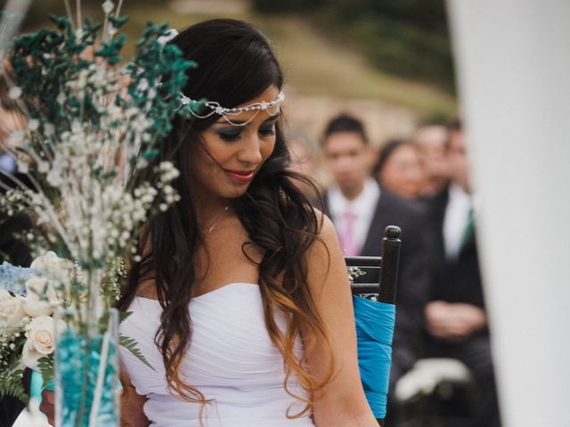 El matrimonio de Felipe y Marcela en Chía, Cundinamarca 18