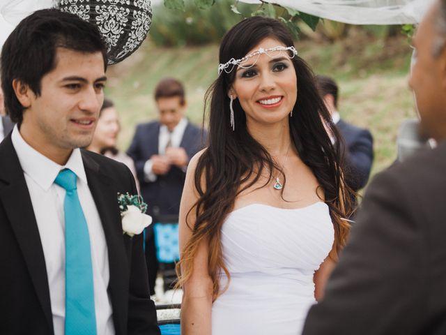 El matrimonio de Felipe y Marcela en Chía, Cundinamarca 24