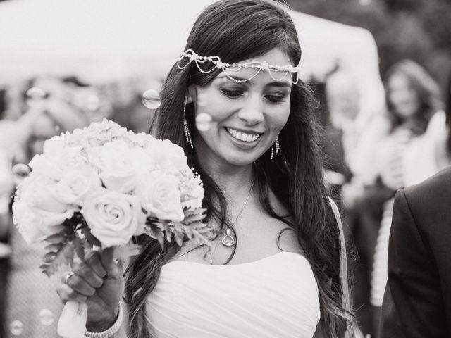 El matrimonio de Felipe y Marcela en Chía, Cundinamarca 26