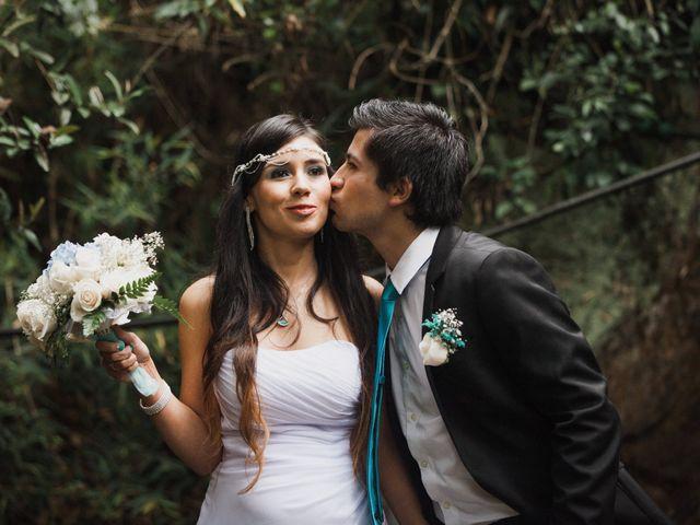 El matrimonio de Felipe y Marcela en Chía, Cundinamarca 27