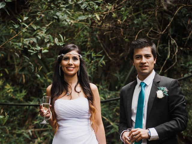 El matrimonio de Felipe y Marcela en Chía, Cundinamarca 28