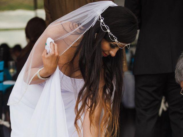 El matrimonio de Felipe y Marcela en Chía, Cundinamarca 29