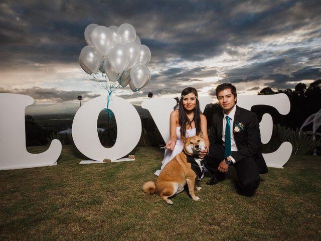 El matrimonio de Felipe y Marcela en Chía, Cundinamarca 31
