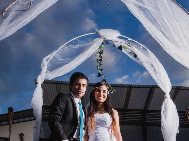 El matrimonio de Felipe y Marcela en Chía, Cundinamarca 32
