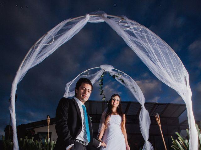 El matrimonio de Felipe y Marcela en Chía, Cundinamarca 34