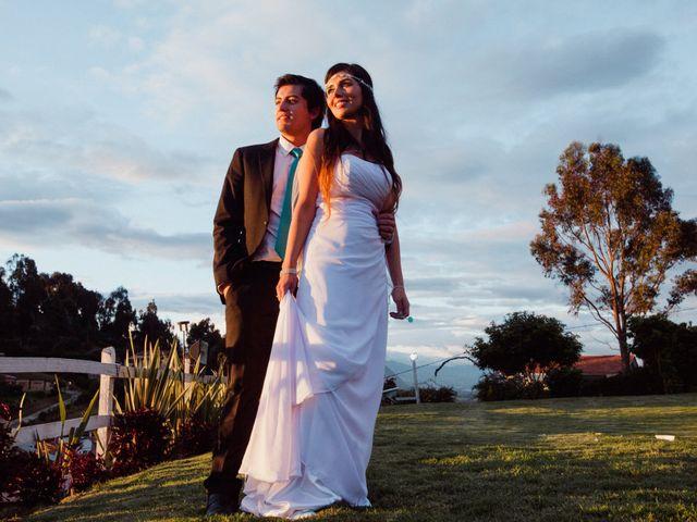 El matrimonio de Felipe y Marcela en Chía, Cundinamarca 36