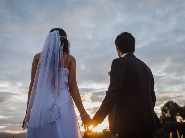 El matrimonio de Felipe y Marcela en Chía, Cundinamarca 37