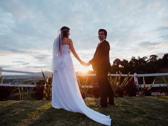 El matrimonio de Felipe y Marcela en Chía, Cundinamarca 38