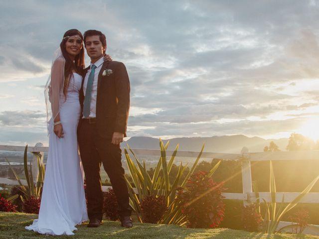 El matrimonio de Felipe y Marcela en Chía, Cundinamarca 45