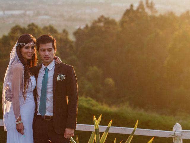 El matrimonio de Felipe y Marcela en Chía, Cundinamarca 47