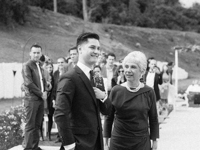 El matrimonio de Fede y Maka en La Calera, Cundinamarca 19
