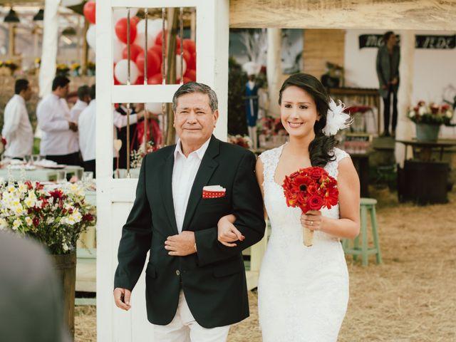 El matrimonio de Fede y Maka en La Calera, Cundinamarca 20