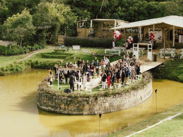 El matrimonio de Fede y Maka en La Calera, Cundinamarca 21