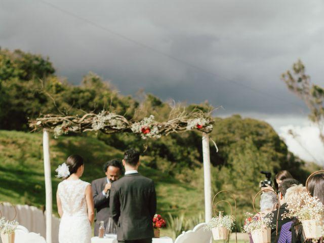El matrimonio de Fede y Maka en La Calera, Cundinamarca 24
