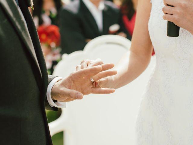 El matrimonio de Fede y Maka en La Calera, Cundinamarca 25