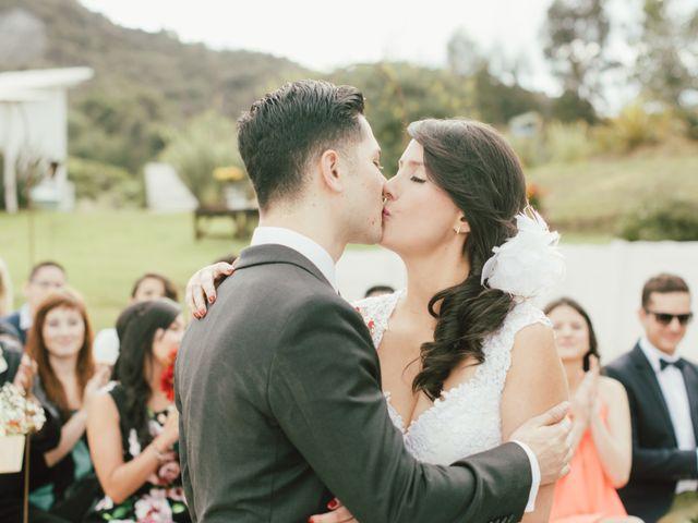 El matrimonio de Fede y Maka en La Calera, Cundinamarca 26