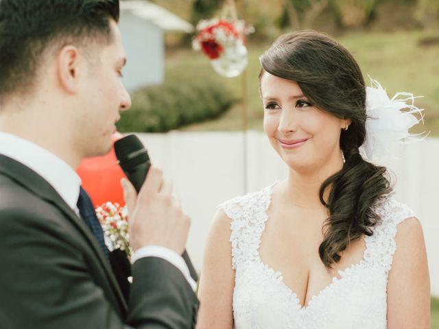El matrimonio de Fede y Maka en La Calera, Cundinamarca 29