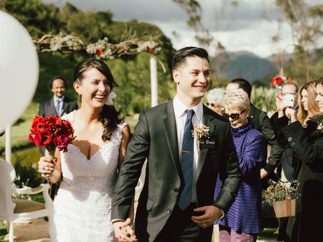El matrimonio de Fede y Maka en La Calera, Cundinamarca 31