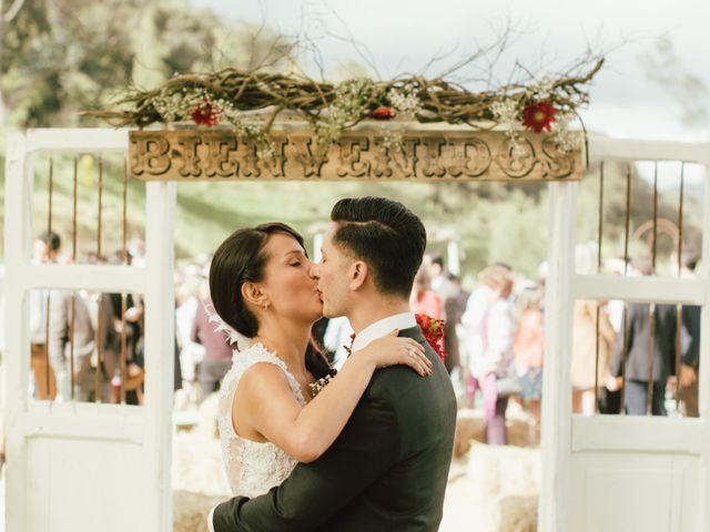 El matrimonio de Fede y Maka en La Calera, Cundinamarca 32