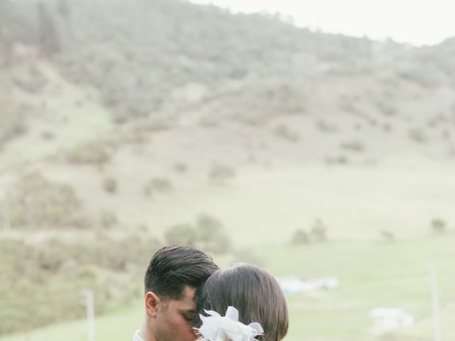 El matrimonio de Fede y Maka en La Calera, Cundinamarca 33