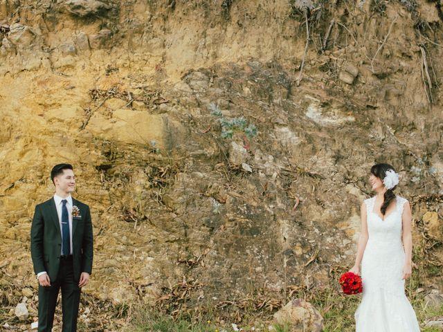 El matrimonio de Fede y Maka en La Calera, Cundinamarca 1