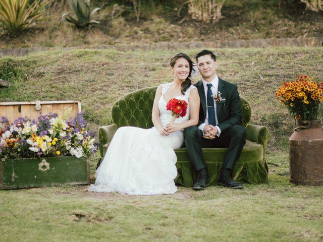 El matrimonio de Maka y Fede