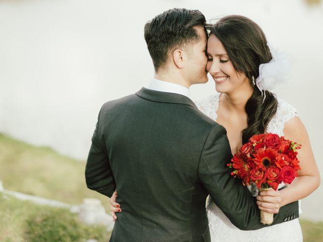 El matrimonio de Fede y Maka en La Calera, Cundinamarca 36