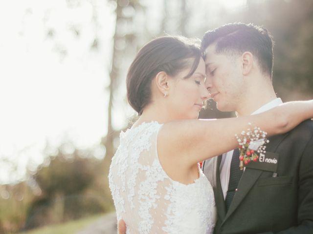 El matrimonio de Fede y Maka en La Calera, Cundinamarca 38