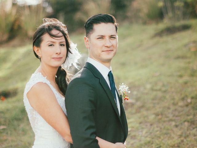 El matrimonio de Fede y Maka en La Calera, Cundinamarca 39