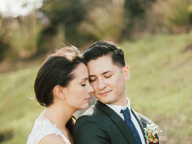 El matrimonio de Fede y Maka en La Calera, Cundinamarca 2