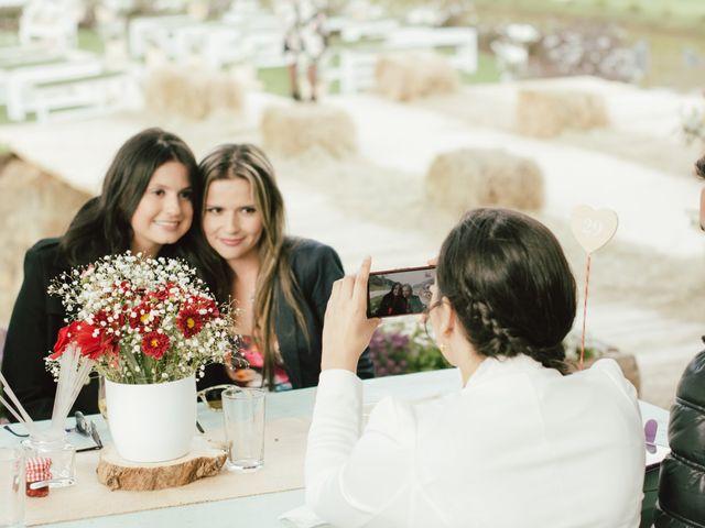 El matrimonio de Fede y Maka en La Calera, Cundinamarca 44