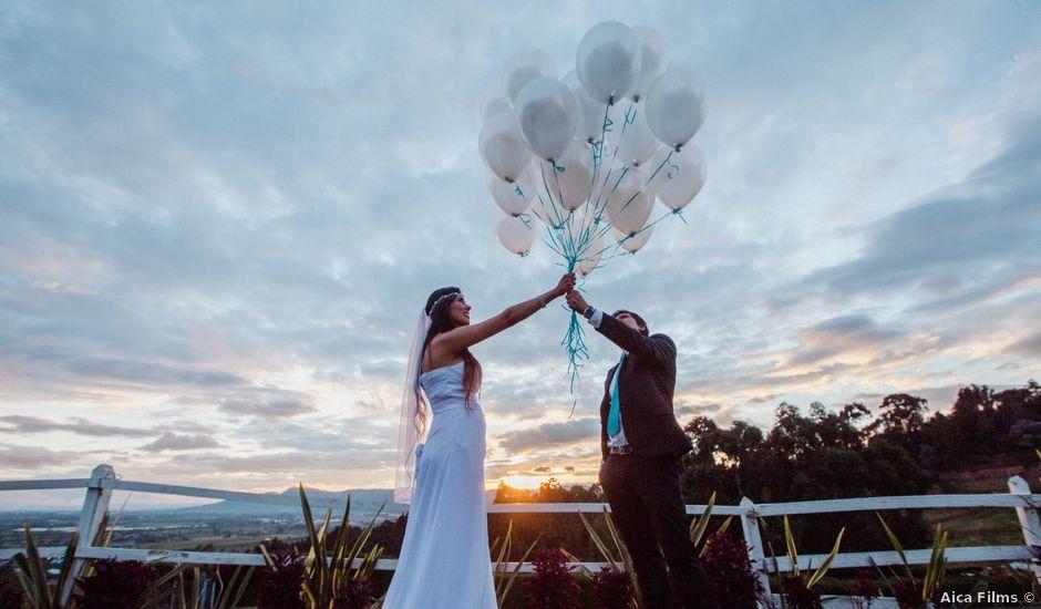 El matrimonio de Felipe y Marcela en Chía, Cundinamarca