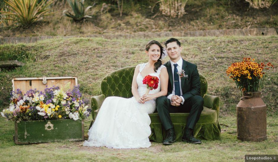 El matrimonio de Fede y Maka en La Calera, Cundinamarca