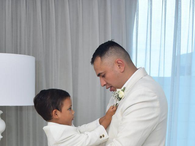 El matrimonio de Juan pablo y Leydis en Cartagena, Bolívar 6