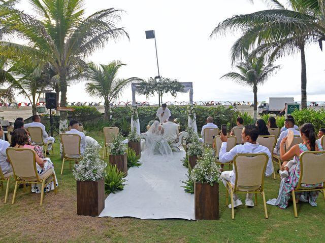 El matrimonio de Juan pablo y Leydis en Cartagena, Bolívar 19