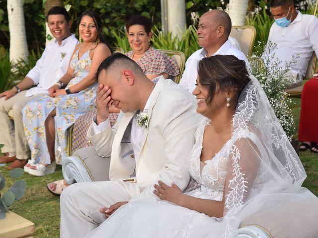 El matrimonio de Juan pablo y Leydis en Cartagena, Bolívar 21