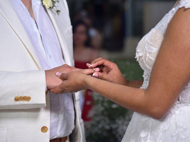El matrimonio de Juan pablo y Leydis en Cartagena, Bolívar 25