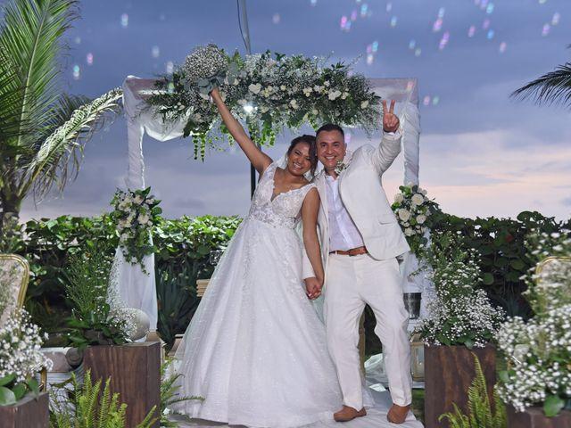 El matrimonio de Juan pablo y Leydis en Cartagena, Bolívar 26