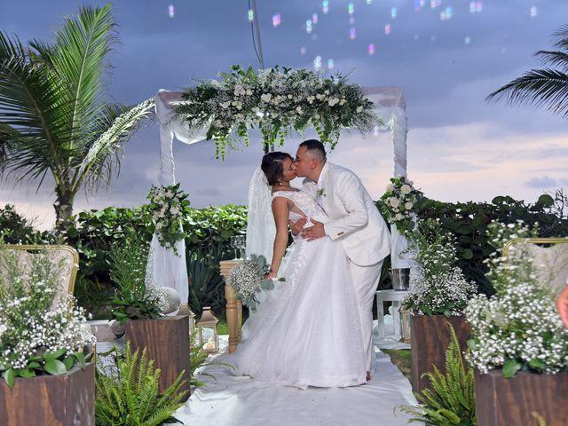 El matrimonio de Juan pablo y Leydis en Cartagena, Bolívar 27