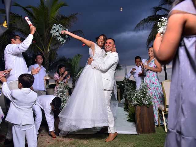 El matrimonio de Juan pablo y Leydis en Cartagena, Bolívar 28