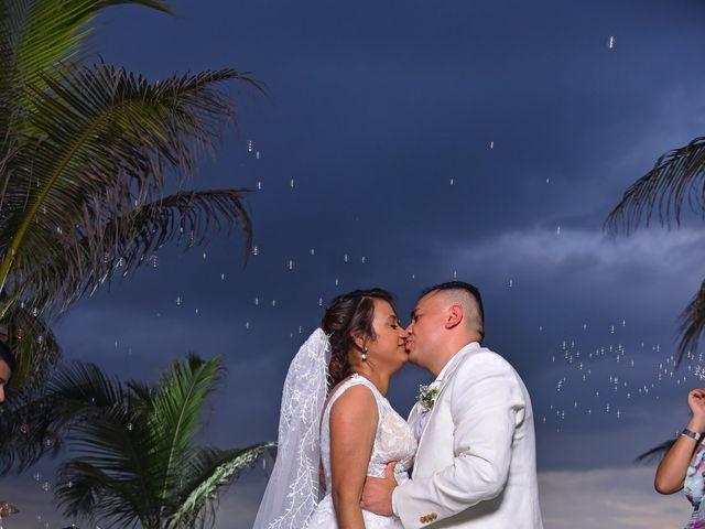 El matrimonio de Juan pablo y Leydis en Cartagena, Bolívar 29