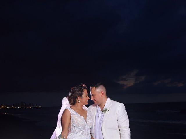 El matrimonio de Juan pablo y Leydis en Cartagena, Bolívar 31