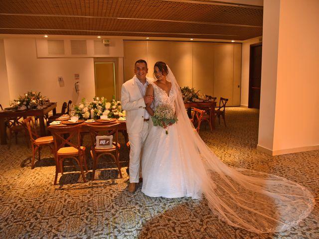 El matrimonio de Leydis y Juan pablo