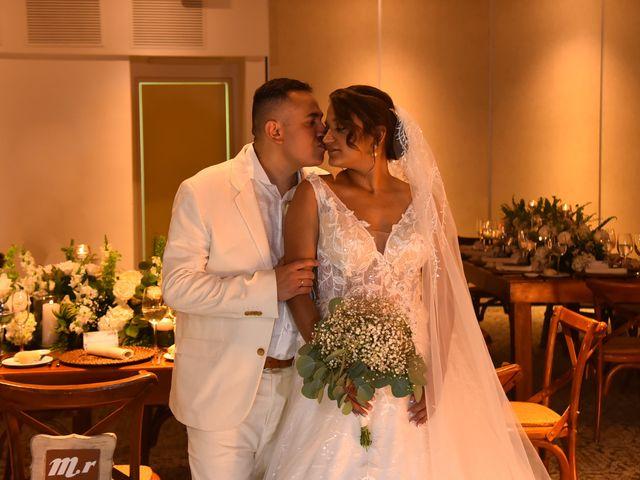 El matrimonio de Juan pablo y Leydis en Cartagena, Bolívar 34